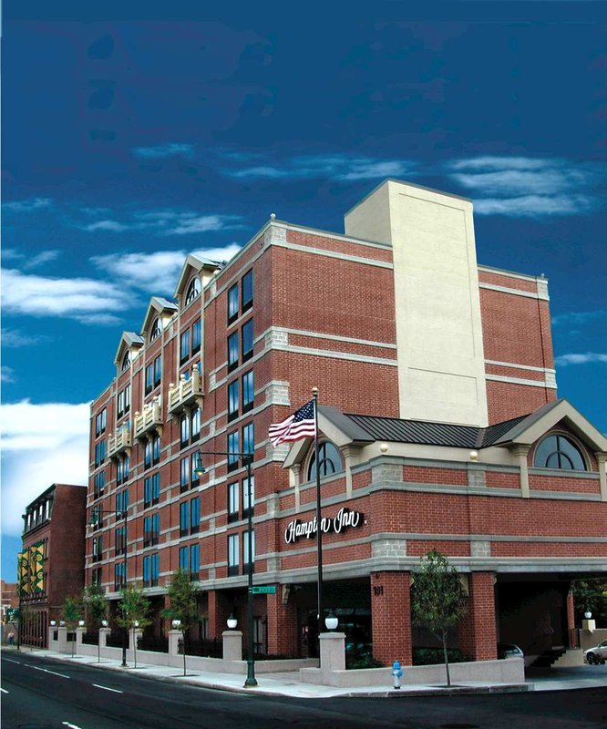 Hampton Inn-Boston/Cambridge - Cambridge, MA