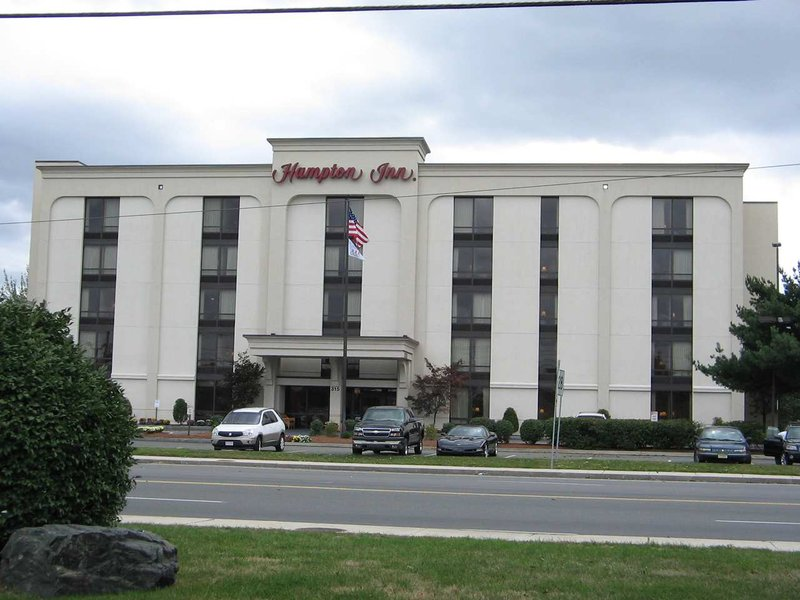 Hampton Inn Boston-Woburn Set udefra
