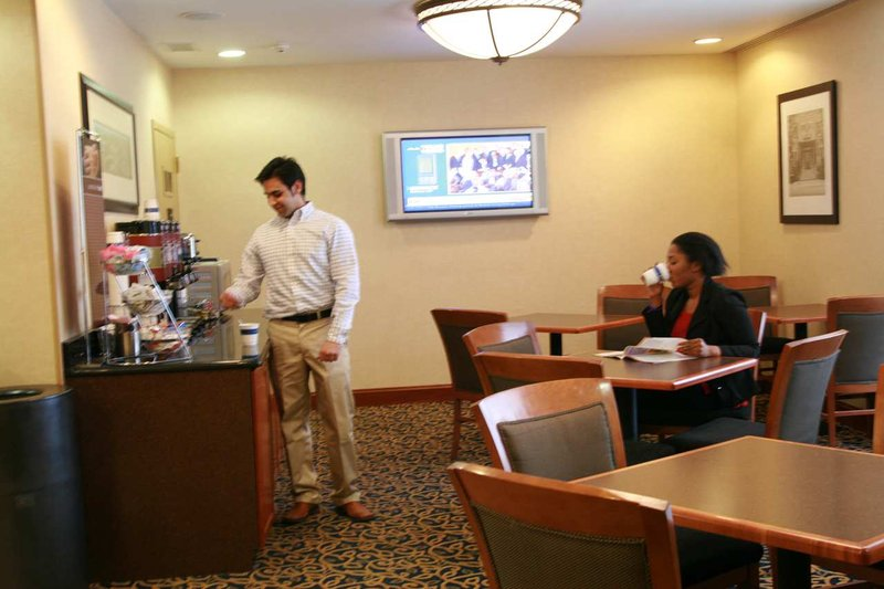 Hampton Inn Boston-Woburn Gastronomia