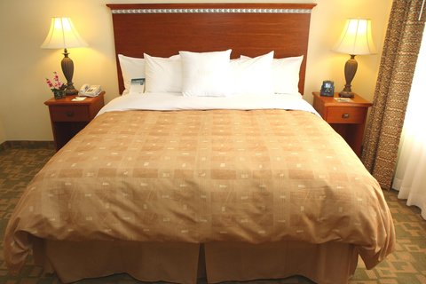 Homewood Suites by Hilton Brownsville - Cozy King Size Bed