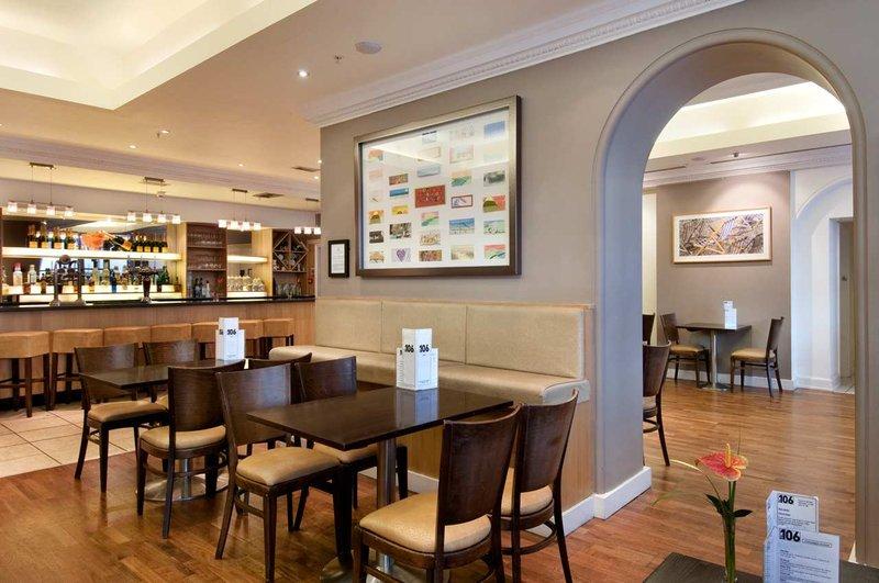 Hilton Brighton Metropole Salon/Lobi