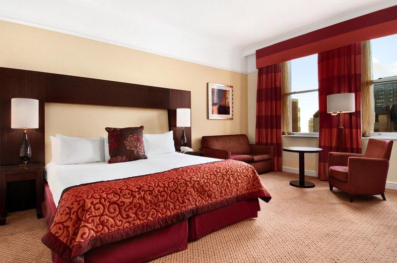 Hilton Brighton Metropole Odanın görünümü