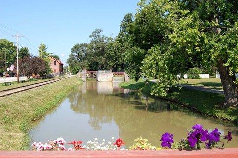 Hampton Inn Batesville IN - Metamora Canal