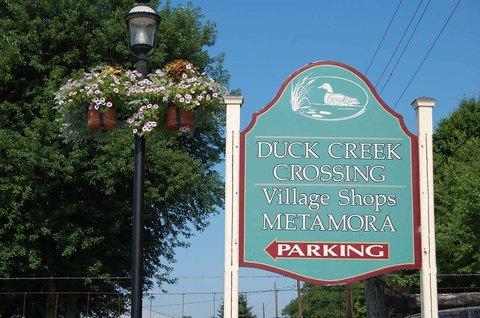 Hampton Inn Batesville IN - Duck Creek Crossing