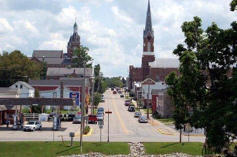 Hampton Inn Batesville IN - Oldenburg  Indiana