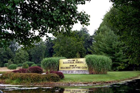 Hampton Inn Batesville IN - Hillcrest Country Club