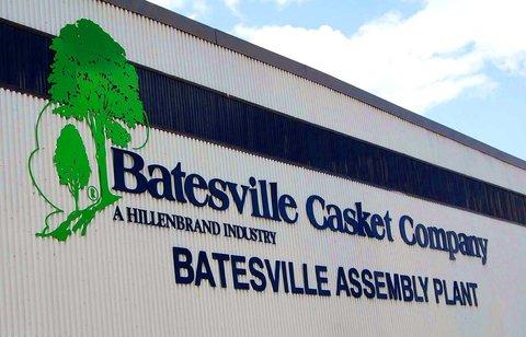 Hampton Inn Batesville IN - Batesville Casket Factory