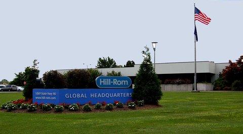 Hampton Inn Batesville IN - Hill Rom Global Hdqtrs