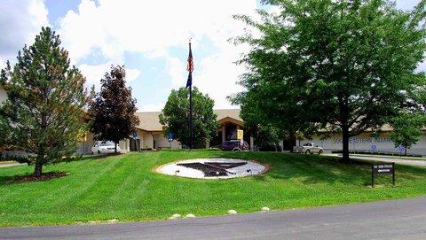 Hampton Inn Batesville IN - Batesville YMCA
