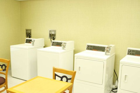 DoubleTree Club by Hilton Buffalo Downtown - On-Site Laundry Facility