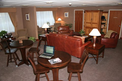 DoubleTree Club by Hilton Buffalo Downtown - The Library