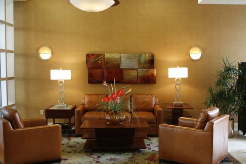 DoubleTree Club by Hilton Buffalo Downtown - Doubletree Lobby
