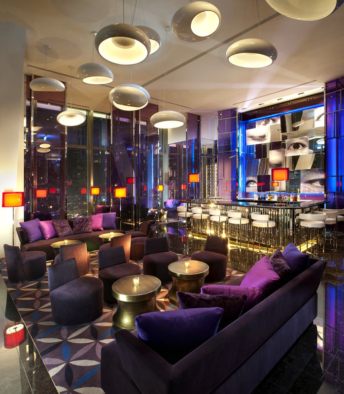 W Taipei Bar/lounge
