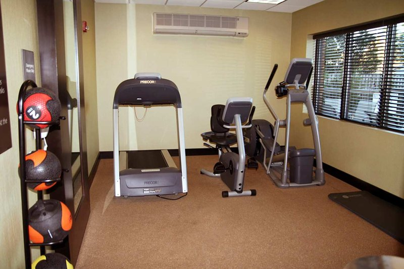 Hampton Inn Columbia I-20-Clemson Road Fitness Club