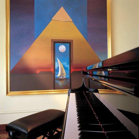 Conrad Cairo - Atrium