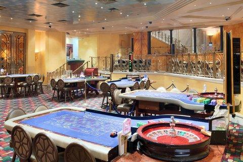 拉姆西斯希爾頓酒店 - London Club Casino
