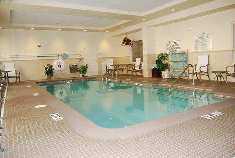 Hilton Garden Inn Chattanooga Hamilton Place - Sparkling Indoor Pool