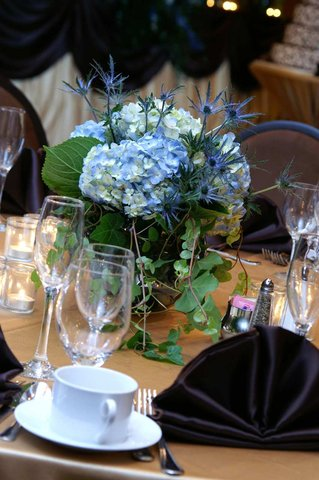 DoubleTree by Hilton Chicago - Arlington Heights - Wedding Centerpiece