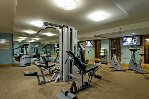 DoubleTree by Hilton Chicago - Arlington Heights - Fitness Center