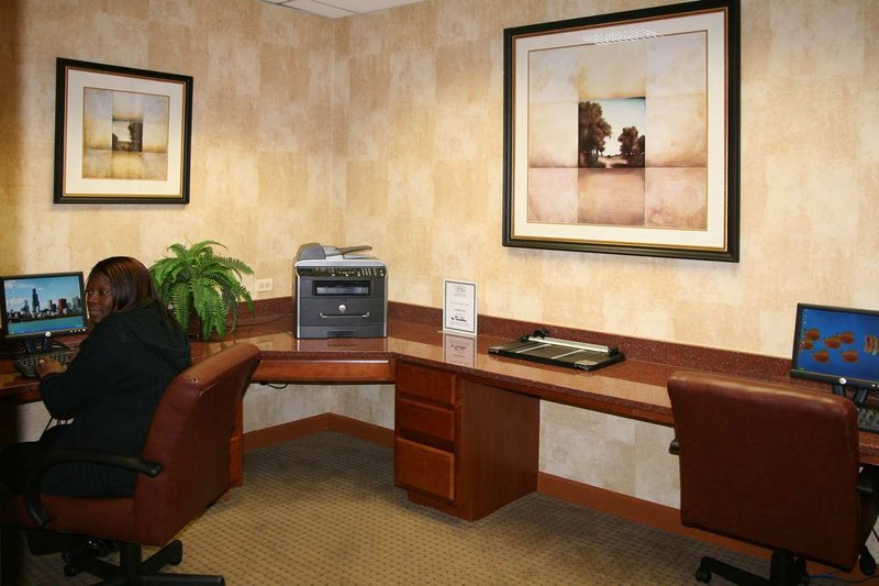 Hampton Inn & Suites Bolingbrook, IL Autre