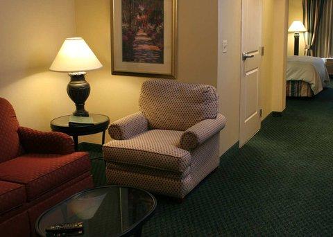 Hilton Garden Inn Chesterton - Junior Suite