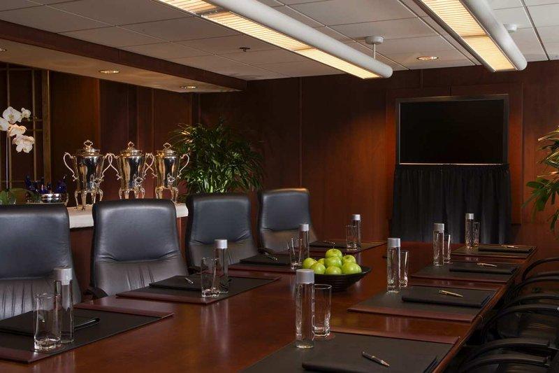 Hilton Chicago O'Hare Airport Sala convegni
