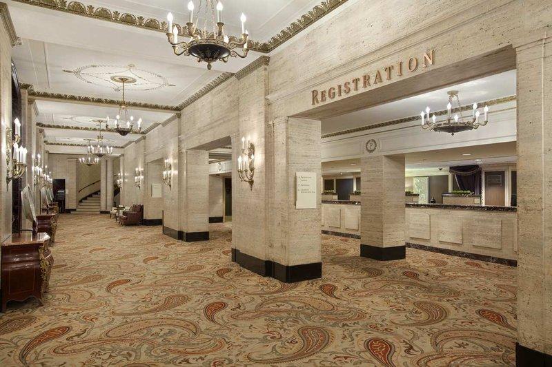 Palmer House A Hilton Hotel - Chicago, IL