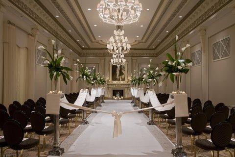 ذا بالمر هاوس هيلتون - Honor   Ballroom