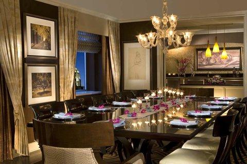 ذا بالمر هاوس هيلتون - Penthouse Dining Room