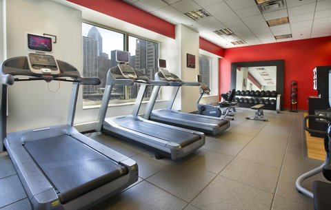 Embassy Suites Chicago DowntownLakefront - Chicago Fitness Center