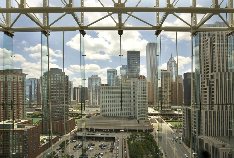 Embassy Suites Chicago - Downtown/Lakefront Vista esterna