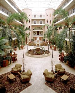 Lobby - Embassy Suites Charleston