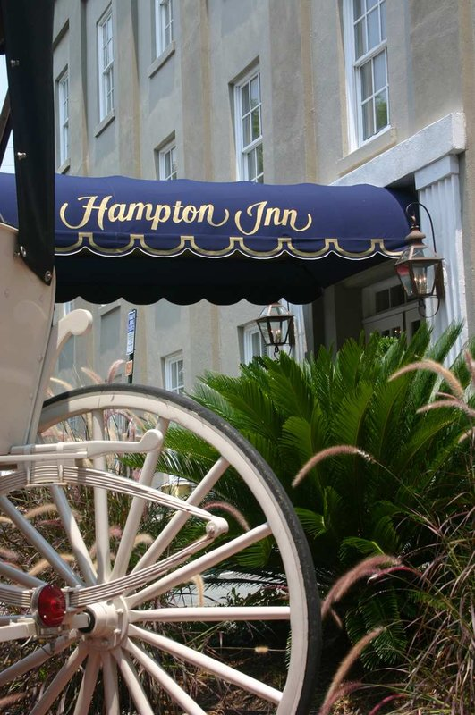 Hampton Inn Charleston-Historic District 外景