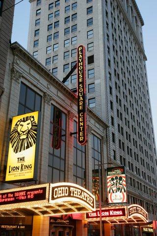 Hilton Garden Inn Cleveland Downtown - Playhouse Square ext-day