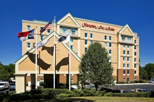 Hampton Inn & Suites Arrowood Charlotte