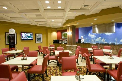 Embassy Suites Columbus - Airport - Buffet Restaurant