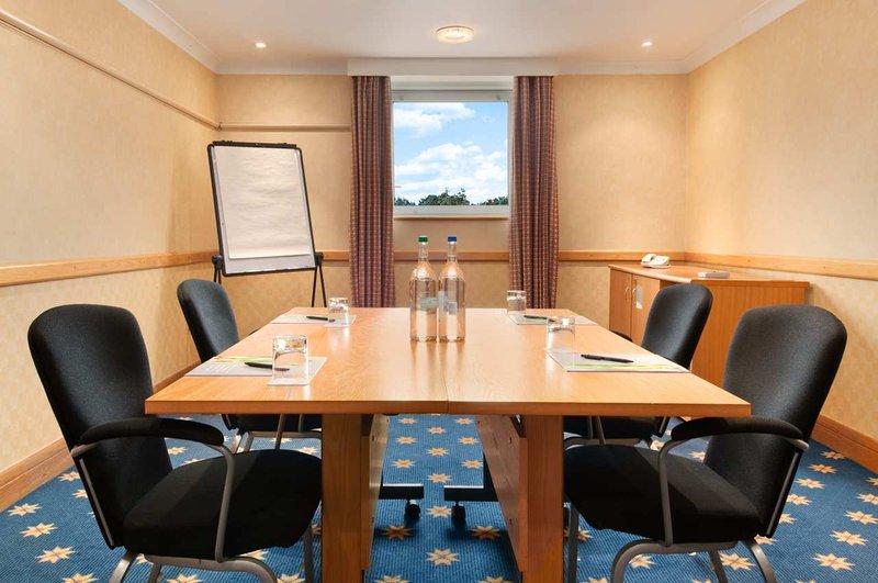 Hilton Croydon Konferensrum