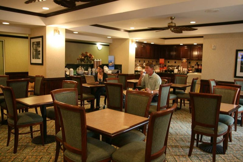 Hampton Inn Corpus Christi-Northwest I-37, TX Restaurang