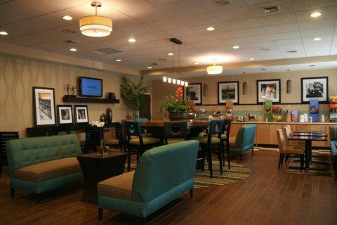 Hampton Inn Columbus - Perfect Mix Lobby