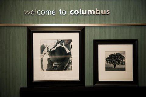 Hampton Inn Columbus - Welcome to Columbus  GA