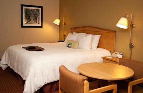 Hampton Inn Columbus - Standard King Room