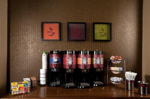 Hampton Inn Columbus - Fresh Coffee
