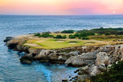 Curacao Hilton Hotel - Blue Bay Golf Course