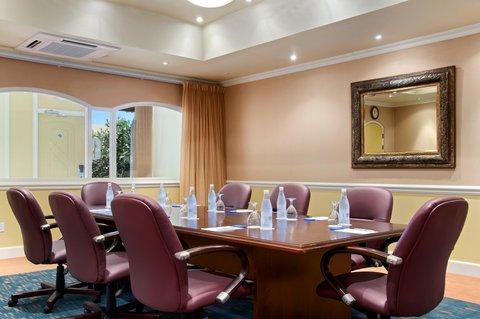 Curacao Hilton Hotel - Boardroom