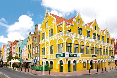 Curacao Hilton Hotel - Willemstad Handelskade
