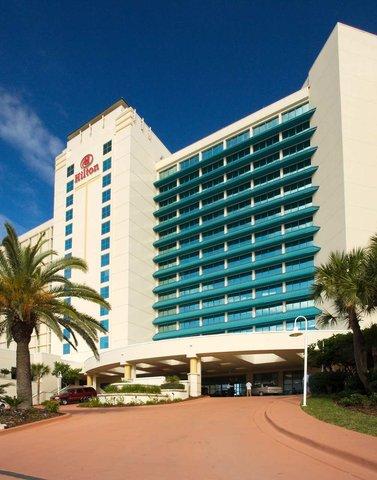 Hilton Daytona BeachResort-Ocean Walk Village - Hilton Daytona Beach Oceanwalk Village