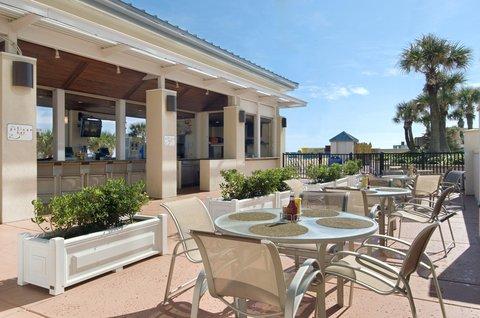 Hilton Daytona BeachResort-Ocean Walk Village - Pelican Bar   Grill