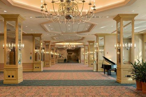 Hilton Daytona BeachResort-Ocean Walk Village - Pre-Convention Coquina