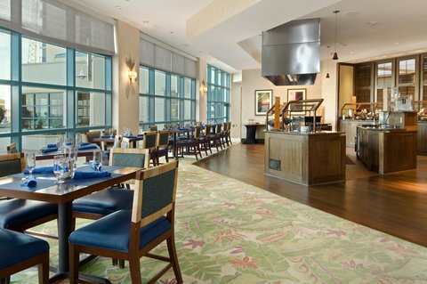 Hilton Daytona BeachResort-Ocean Walk Village - Doc Bales  Grill