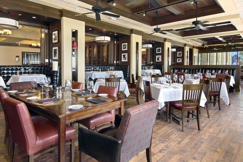 Hilton Daytona BeachResort-Ocean Walk Village - Hyde Park Prime Steakhouse